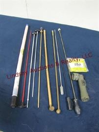 188 CLEANING RODS