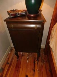 Old Music Cabinet