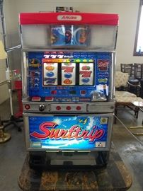 Aruze Slot Machine Surftrip
