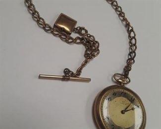Omega Pocketwatch