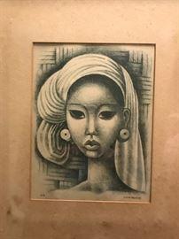 Miguel Covarrubias Artist Proof
