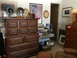 Link-Taylor Chest of Drawers & Lots of Goodies