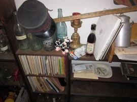 VINTAGE BOTTLE COLLECTIONS AND SO MUCH MORE!