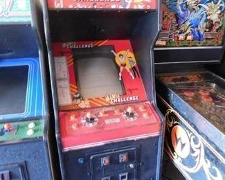 Mania Challenge Arcade Game