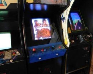 Konami Devastators Arcade Game
