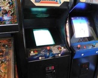 Nichibutsu Dangar UFO Robo Arcade Game