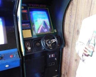 Sega Turbo Arcade Game
