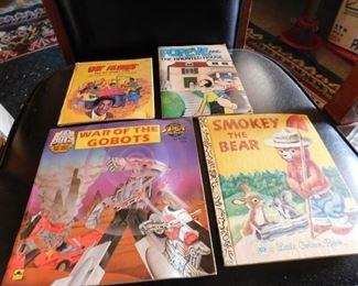 Vintage Childrens Books