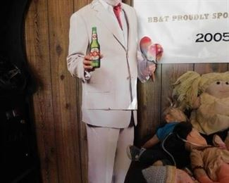 Dos Equis Standee(Most Interesting Man in the World)