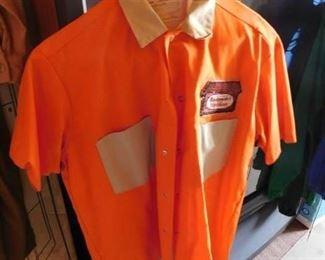 Vintage Blackwelders Barbecue Shirt