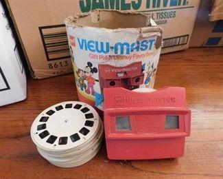 Disney View-master Set