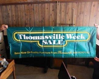 Thomasville Furniture Banner
