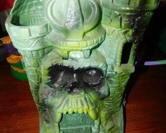 He-Man Castle Grayskull