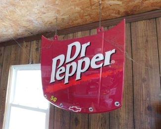 Dr. Pepper Mini-Hood