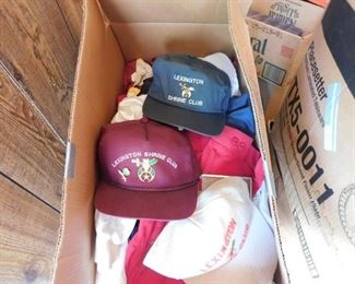Local Shriners Clothing