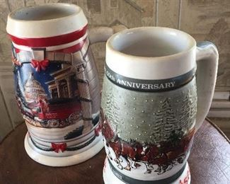 Budweiser Mugs
