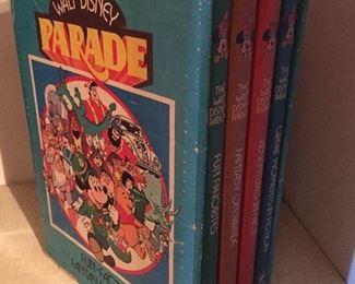 Walt Disney Parade Book Set