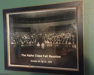 1979 Alpha Class Fall Reunion Photo