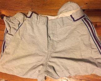 Wool Baseball Pants