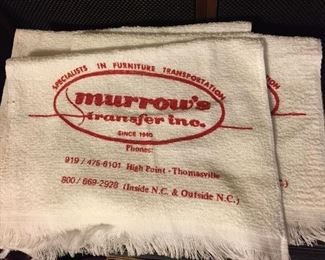 Murrows Trucking Towels