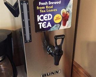 Bunn Tea Dispenser