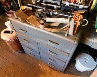 Large industrial Desk