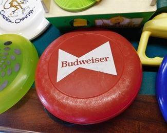 Budweiser Frisbee
