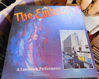 Embers Autographed Album