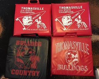 Thomasville Bulldogs Stadium Seats