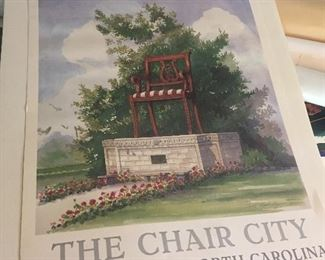 Chair City Thomasville Print