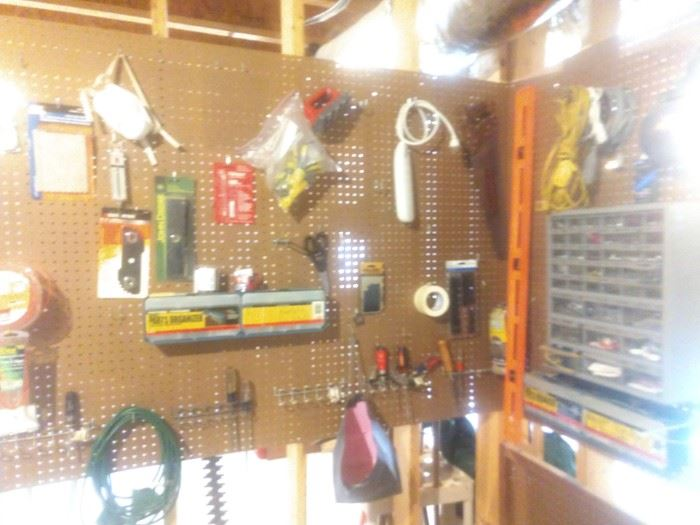 Tools, tool and more tools!