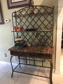 Baker/Wine rack