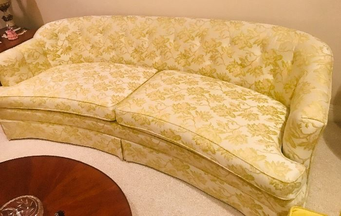 Lovely mint condition Henredon formal sofa available for PRE-SALE