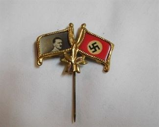 Hitler Stick Pin