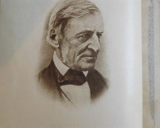 Ralph Waldo Emerson Essays - Published 1926