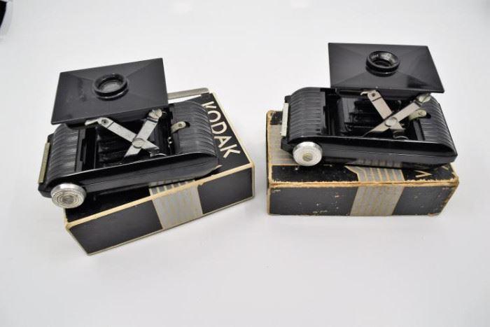 Pair of Kodak Bantam Cameras https://ctbids.com/#!/description/share/101269