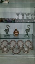 Mirano glass ducks