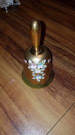 Czech glass bell