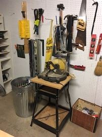 Assortment of Tools for the Woodworker