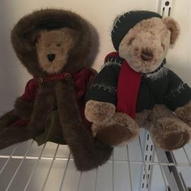Several Teddy Bears