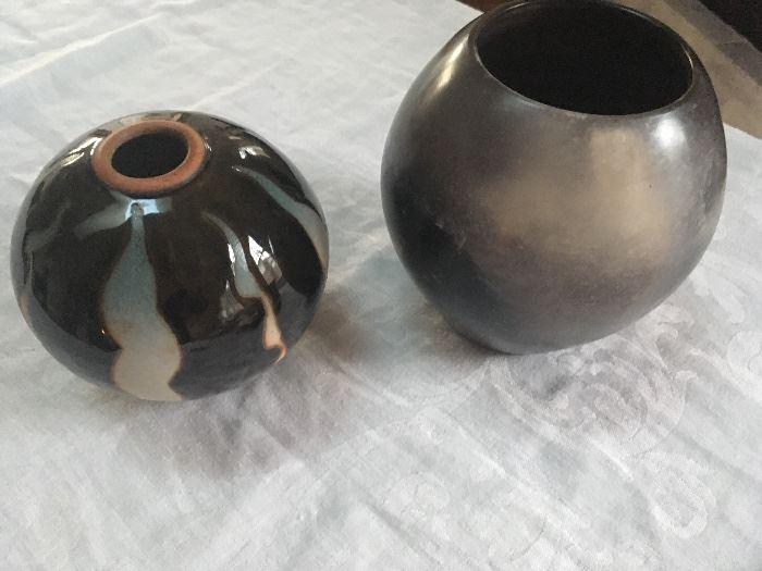 Variety of decorative Pottery Bowls