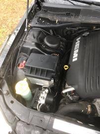 Hemi engine 200k