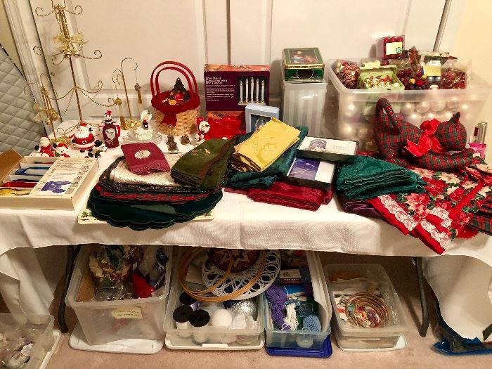 Holiday & Craft Items by the SCORE