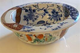 Imari bowl 1820's