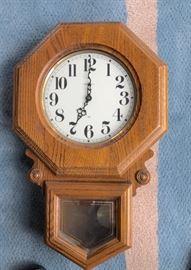 Repro regulator wall clock