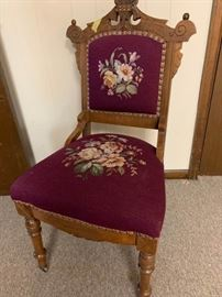 Beautiful Victorian Chair