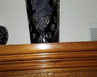 Crystal Vase Pope
