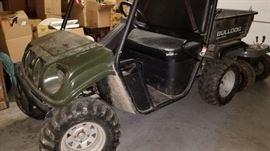 Bulldog BD700 ATV 4X4