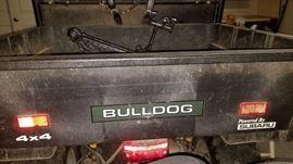 Bulldog ATV 4X4 Powered by Subaru