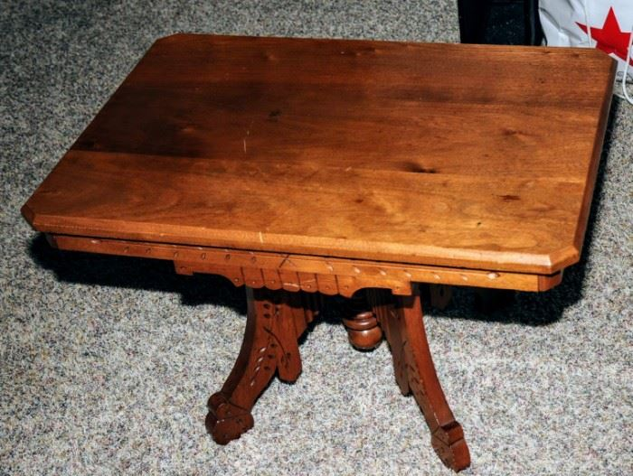 LATE VICTORIAN LOW TABLE